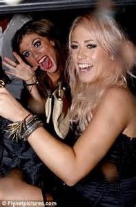 x factor's amelia lily goes clubbing with frankie cocozza