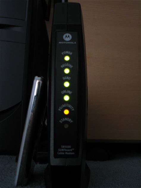 Modem Lights Meaning by What Does A Ds Light On A Ubee Modem What S Does A