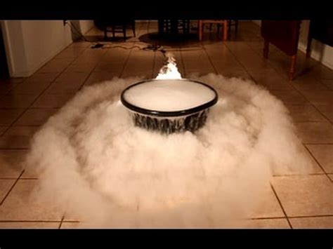 giant dry ice bubbles the awesomer