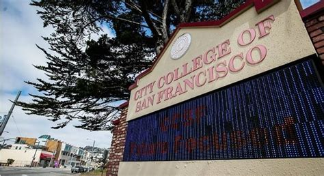College Mba For California Residents San Francisco by San Francisco Just Made Community College Free For All