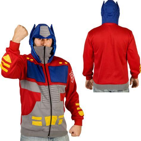 Zipper Hoodie Transformer Autobots Special Edition Hitam geekalerts 187 clothing