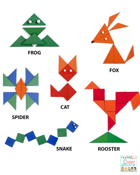 different patterns using geometric shapes studentsavvy 10 activities with geometry shapes