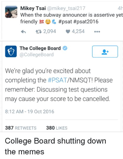 Psat 2018 Memes - funny psat memes of 2016 on sizzle baby it s cold outside
