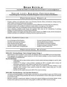 Procurement Manager Resume Sample purchasing manager resume sample procurement manager resume sample