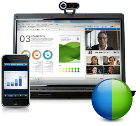 webex: online meetings and video conferencing