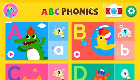Picture Abc by Abc Phonics Android Apps On Play