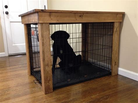 diy dog crate table top dog crate cover pet crate cover dog crate furniture