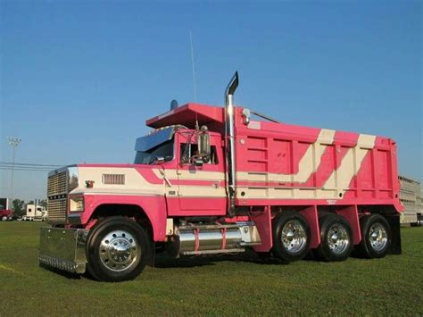 ford ltl 9000 dump truck 16 best images about ford l9000 trucks on pinterest