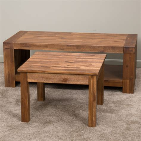 Side Coffee Table Set Christopher Home Montero Coffee Table And Side Table Set Contemporary Coffee Tables