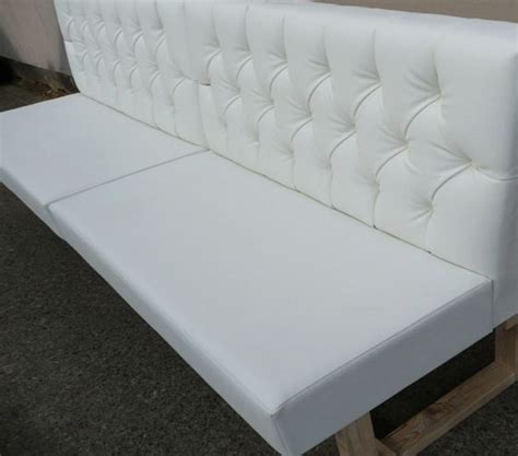 banquette bench seating booth seating