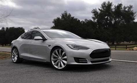The Tesla Tesla Model S Egmcartech