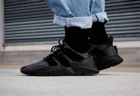 adidas triple black adidas prophere triple black first in sneakers