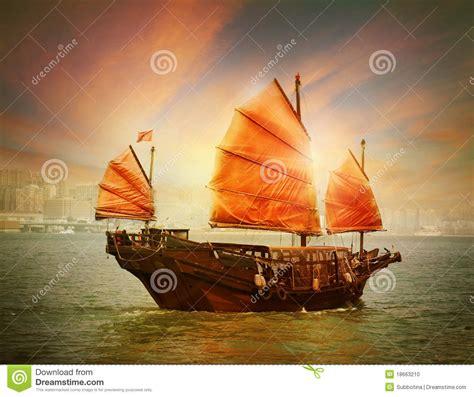 junk boat hong kong hong kong junk boat stock photo image of kong boat