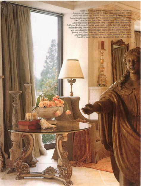 tuscan home decor magazine 80 best images about tara shaw on pinterest louis xvi