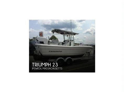 235 triumph boats for sale triumph 235 cc in florida open boats used 48525 inautia