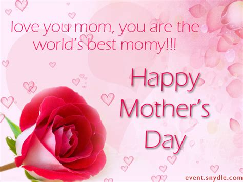mother s day card message top 20 mothers day cards and messages di light
