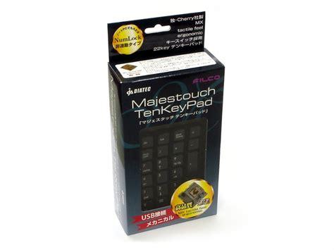 Filco Majestouch filco majestouch tenkeypad tactile numberpad