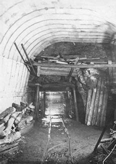 Mining in Madeley – Madeley Wood Pit