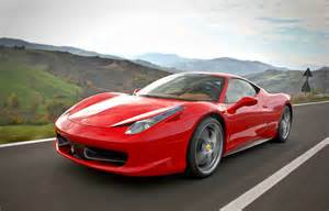 recalls 458 italia supercar after high profile