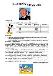 esl famous person biography english worksheets a famous person biography