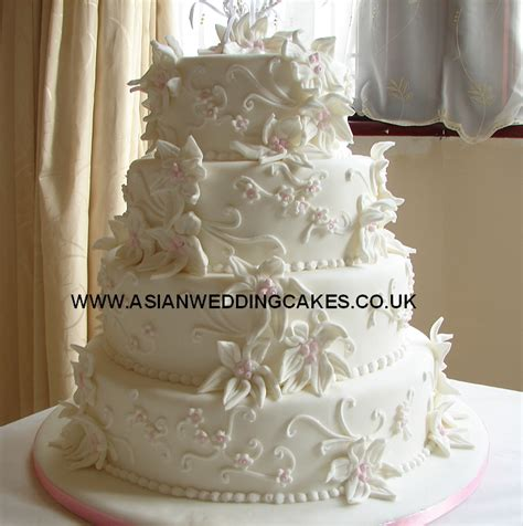 Wedding Cake Icing Styles by Advanced Style