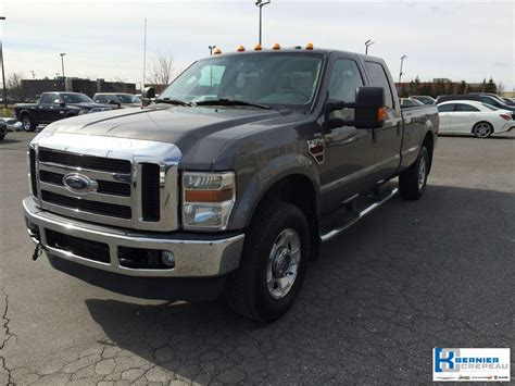 Api C 14 2008 ford f 250 duty for sale in montreal qc