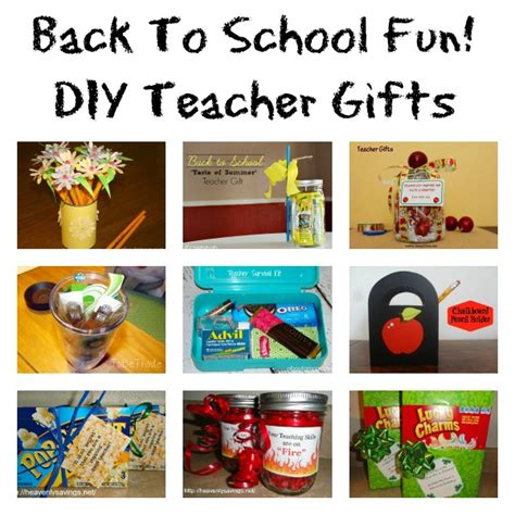 Handmade Teachers Day Gift - diy gifts backtoschool