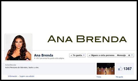 imagenes unicas facebook anabrendac team ana brenda presenta su pagina oficial en