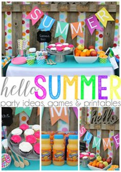 summer party themes for adults 1000 ideas about summer party games on pinterest games