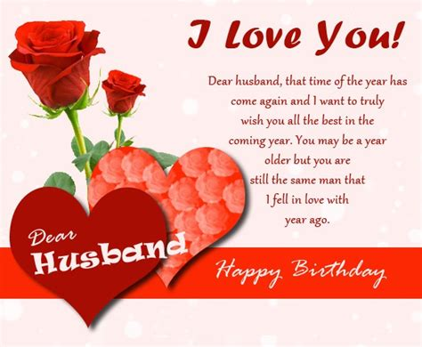 Wishing A Husband A Happy Birthday Birthday Greetings For Husband Birthday Wishes Messages