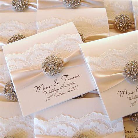 Handmade Vintage Wedding Invitations - invitaciones para boda i bodas vestidos lugares y