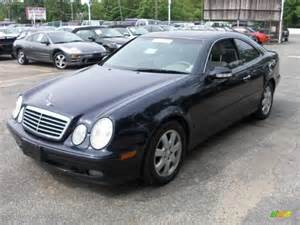 2001 Mercedes Clk 320 2001 Blue Metallic Mercedes Clk 320 Coupe