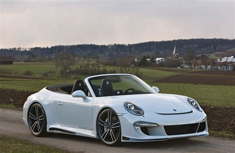 new porsche 911 convertible germballa porsche 911 carrera s convertible autoevolution