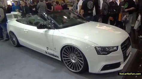 Audi A3 Cabrio Tuning by Audi A3 Cabrio Mbdesign Tuning 2014 Essen Motor Show