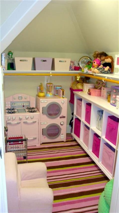 playroom ideas for small spaces definitely going to turn our closet the stairs into a playroom one day i still remember