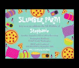 sleepover invitation templates free sleepover invitations gangcraft net