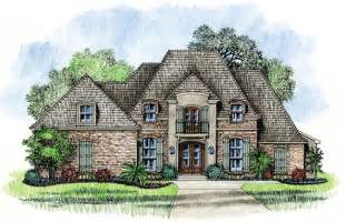 French Country Style House Plans Lafayette Country French House Plan Designs Louisiana