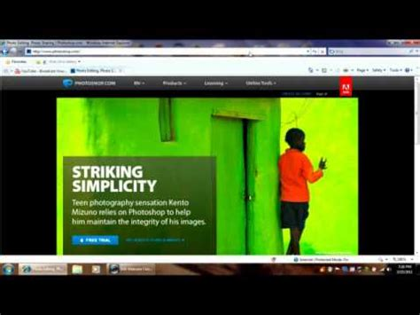 tutorial photoshop cs5 software free download tutorial how to download photoshop cs5 for windows an