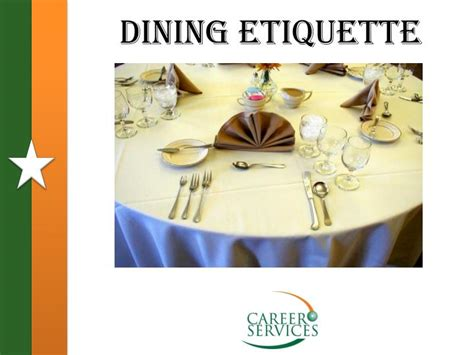 dining etiquette ppt ppt dining etiquette powerpoint presentation id 1632833