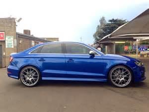 audi s3 sedan blue image 85