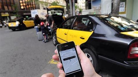 barcelona uber uber 191 ilegalidad o consumo colaborativo