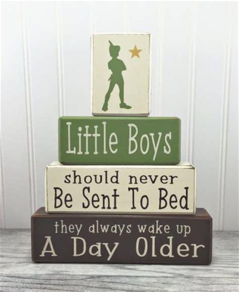 Peter Pan Decor Is Perfect For A Little Boy S Nursery Pan Nursery Decor
