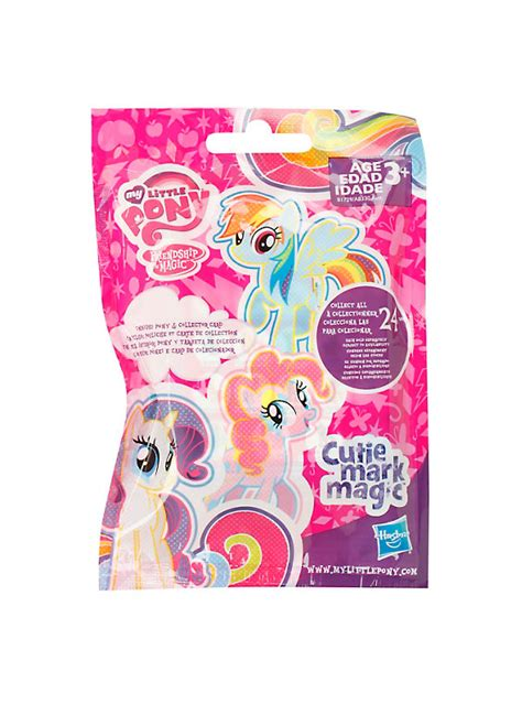 Littlepony Blind Bag my pony cutie magic blind bag figure topic
