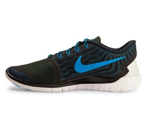 Nike Free 5 0 Blau 3666 by Nike Free 5 0 Herren Laufschuh Blau Schwarz Im