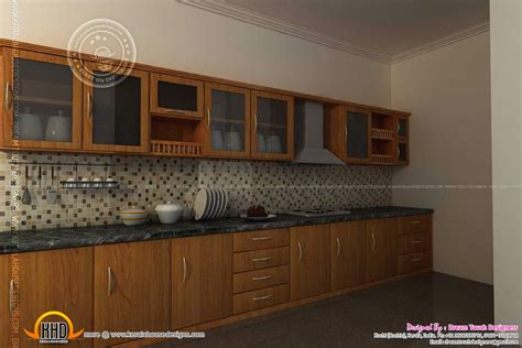 kitchen design  kerala home kerala plans