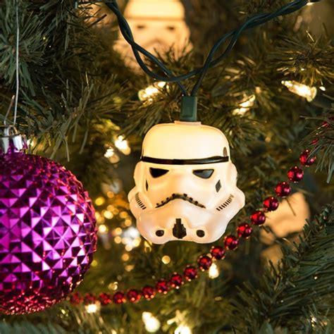wars string lights wars stormtrooper string lights