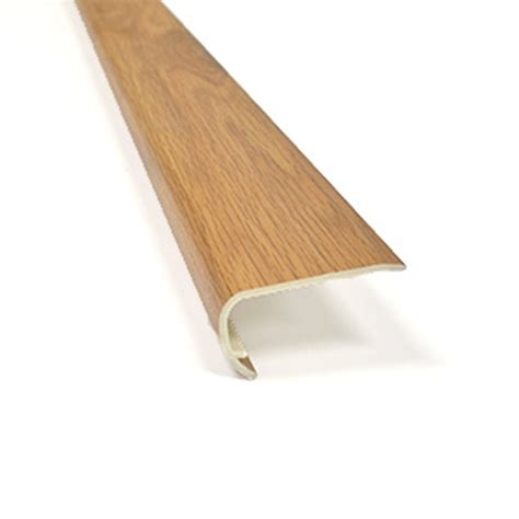 Vinyl Plank Flooring Stair Nose by Shop Smartcore By Floors 1 482 In X 72 In Springer