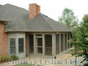 hip roof porch addition brentwood screen porches franklin screen porches
