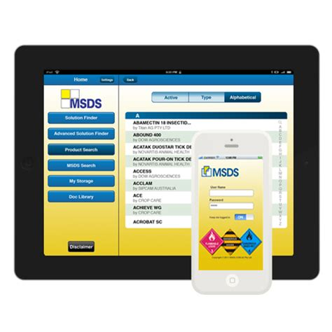 mobil msds msds au provider of whs compliance and authoring of