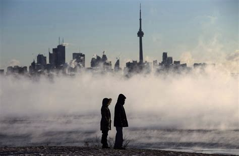 Records Toronto Cold Weather Breaks Another Record For Toronto Z103 5